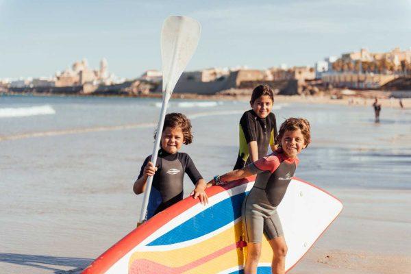 Paddle Surf para niños.